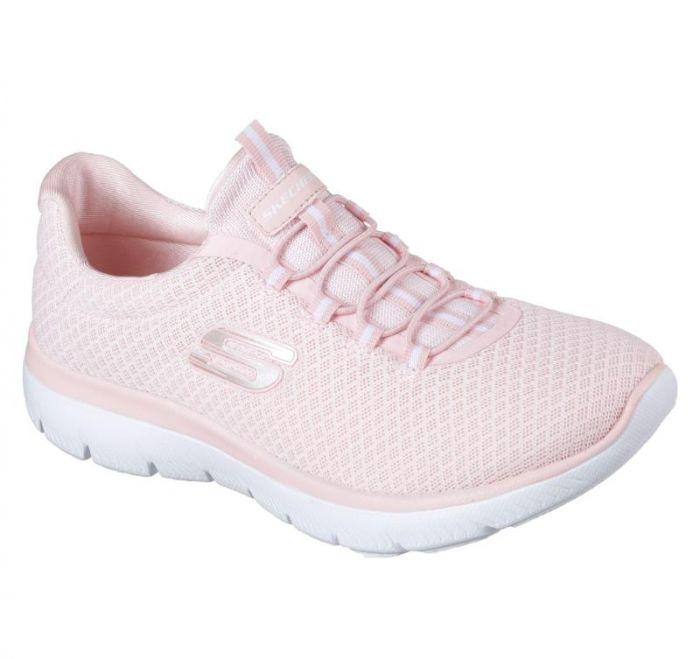 2d743d13d7 Womens, Mens & Kids Performance & Lifestyle Shoes Shop Women's Summits  Online | Skechers New Zealand