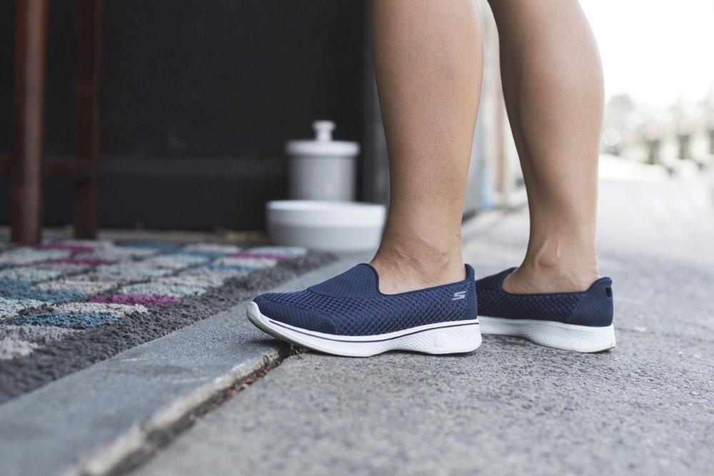 Skechers Performance Women S Go Walk  Pursuit Walking Shoe