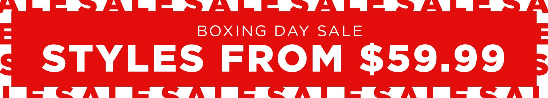 Skechers Boxing Day Sale